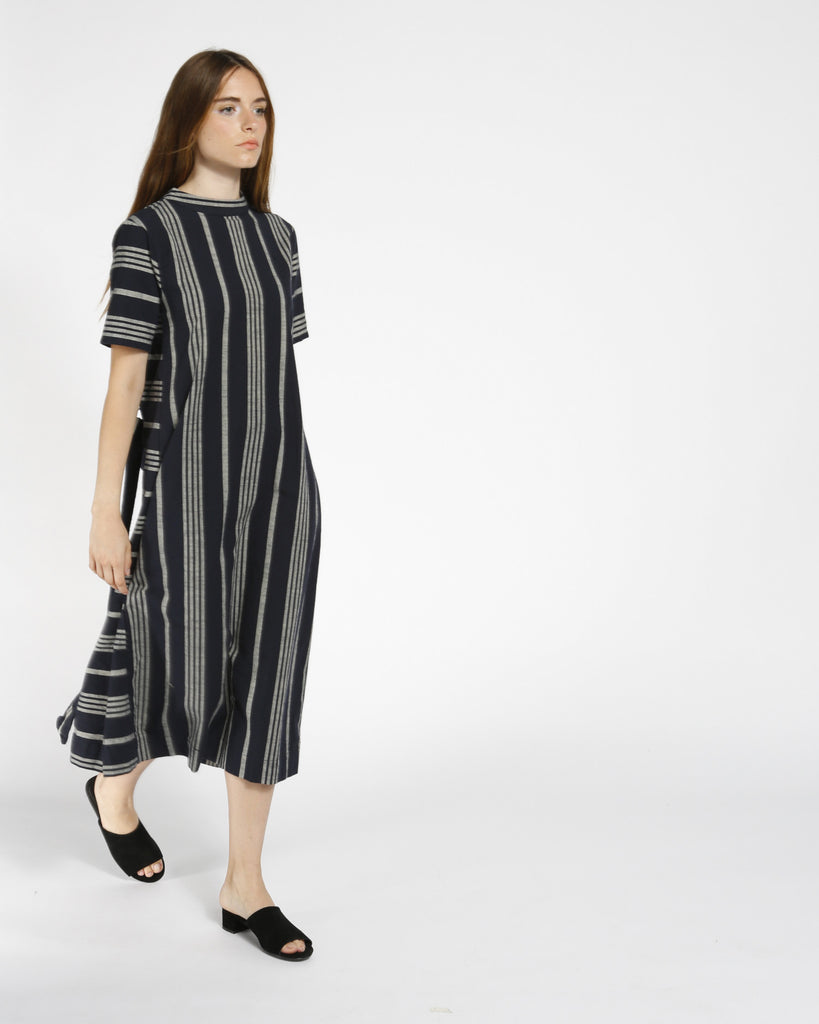 Margaret dress in Selvedge - Founders & Followers - Ace & Jig - 1