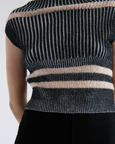 Cause knit top