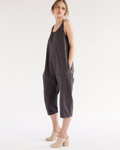 Gary Jumpsuit in shadow grey