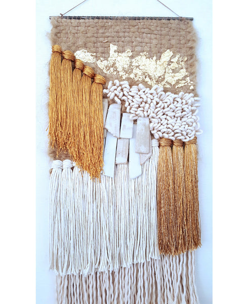 Golden Dunes Wall hanging - Founders & Followers - All Roads Design - 3