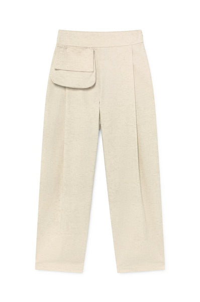 Jueves pants in cotton linen