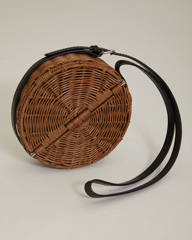 All Wicker Ban Bag
