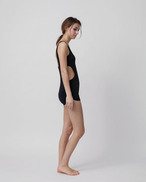 Hudson One Piece in Black - Founders & Followers - Estuaries - 2