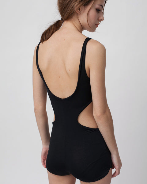Hudson One Piece in Black - Founders & Followers - Estuaries - 7