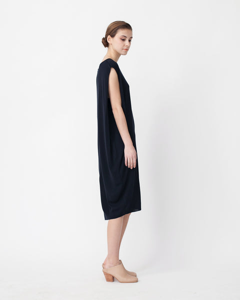 Cocoon Linen Sweater Dress - Founders & Followers - Achro - 2