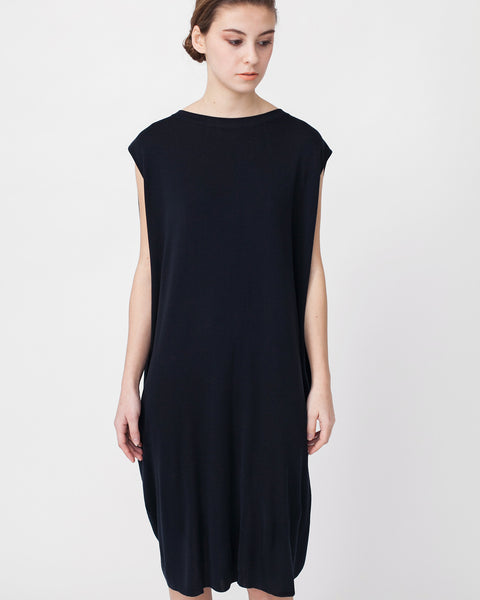 Cocoon Linen Sweater Dress - Founders & Followers - Achro - 5