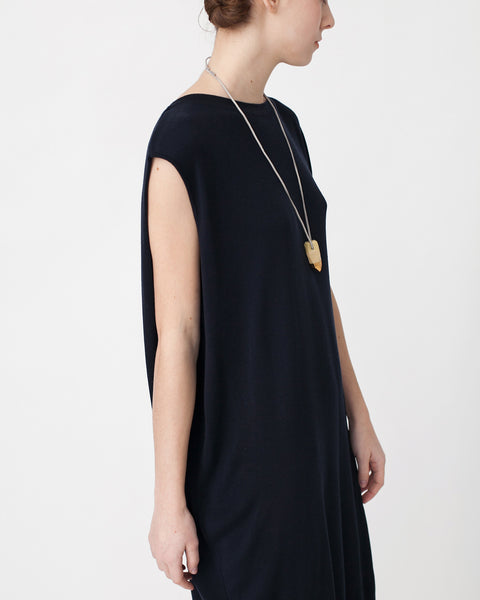 Cocoon Linen Sweater Dress - Founders & Followers - Achro - 7