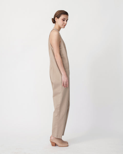 Buxton Jumpsuit in Sand - Founders & Followers - Rachel Comey - 2