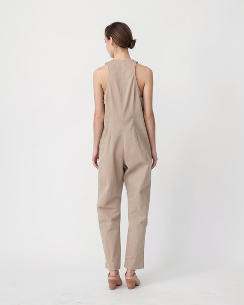 Buxton Jumpsuit in Sand - Founders & Followers - Rachel Comey - 3
