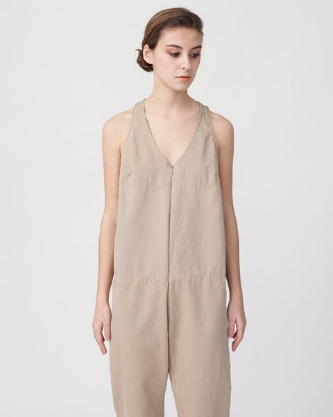 Buxton Jumpsuit in Sand - Founders & Followers - Rachel Comey - 5