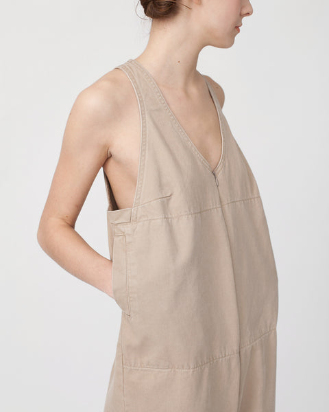 Buxton Jumpsuit in Sand - Founders & Followers - Rachel Comey - 7