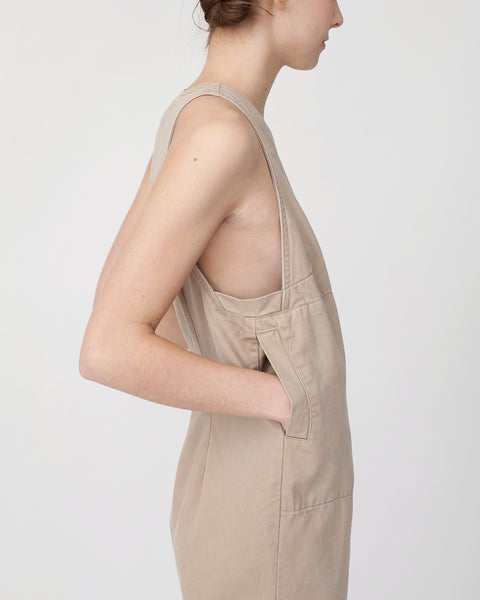 Buxton Jumpsuit in Sand - Founders & Followers - Rachel Comey - 8