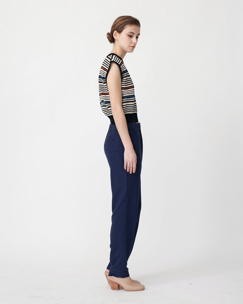 Cropped Knit Top - Founders & Followers - Rachel Comey - 5
