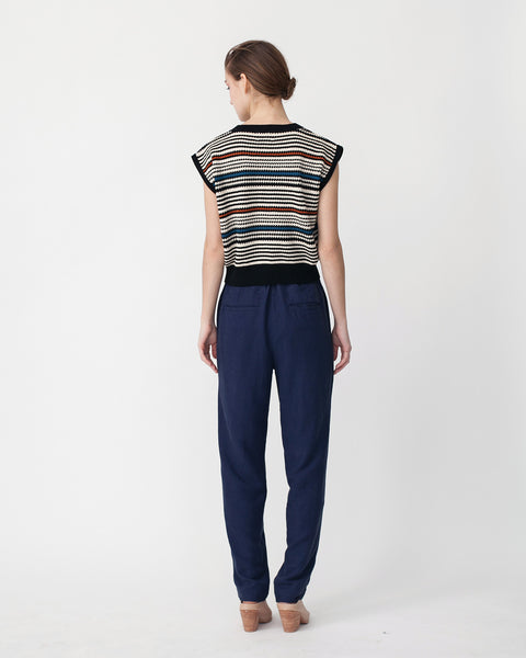Cropped Knit Top - Founders & Followers - Rachel Comey - 6