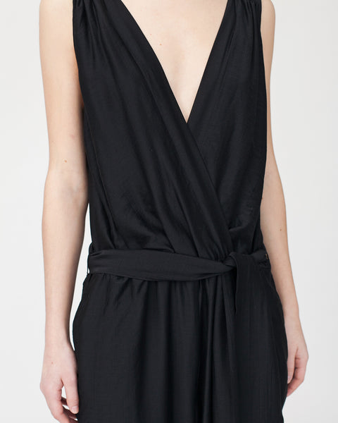 Victoire Jumpsuit in Black - Founders & Followers - Sessun - 7