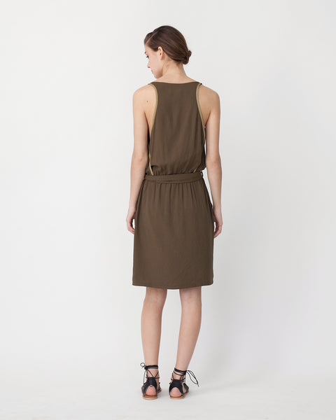 Gina Dress - Founders & Followers - Sessun - 3