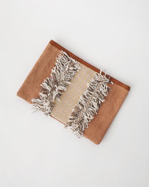 Cuba woven Clutch - Founders & Followers - Sessun - 1