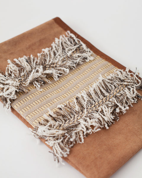 Cuba woven Clutch - Founders & Followers - Sessun - 2
