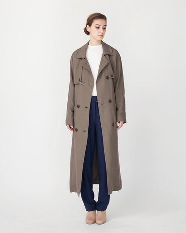 Lates Trenchcoat - Founders & Followers - Sessun - 1