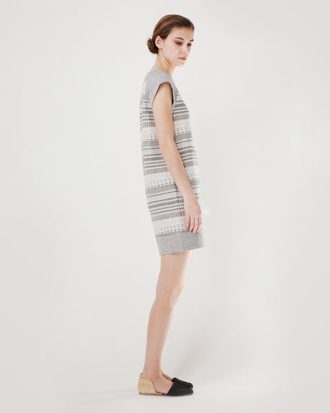 EdBell Dress in Alba Multicolor - Founders & Followers - Sessun - 2