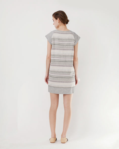 EdBell Dress in Alba Multicolor - Founders & Followers - Sessun - 3