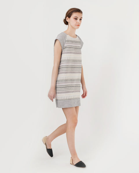 EdBell Dress in Alba Multicolor - Founders & Followers - Sessun - 4
