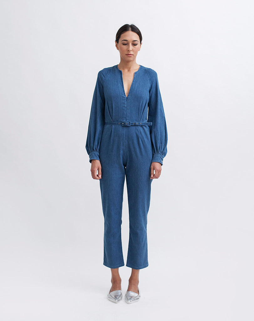 Silt Jumpsuit - Founders & Followers - Rachel Comey - 1