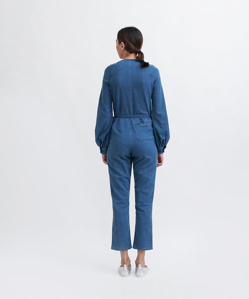 Silt Jumpsuit - Founders & Followers - Rachel Comey - 3
