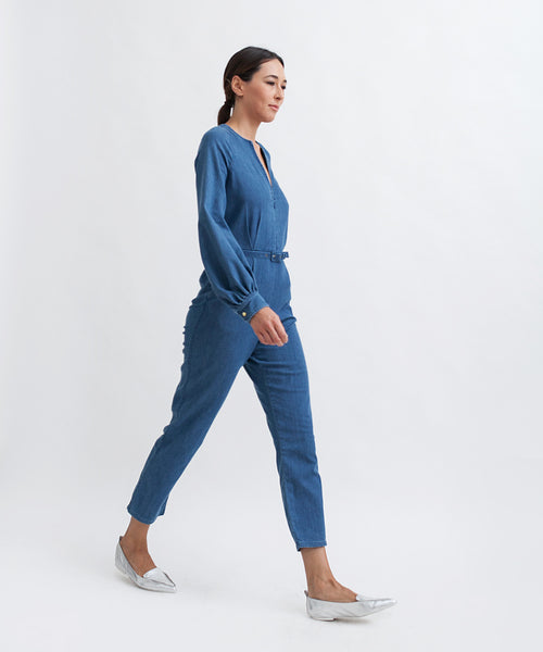 Silt Jumpsuit - Founders & Followers - Rachel Comey - 4