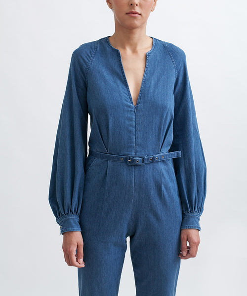 Silt Jumpsuit - Founders & Followers - Rachel Comey - 5