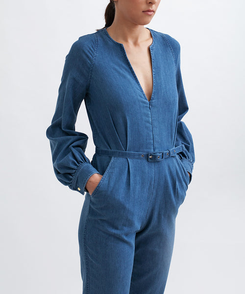Silt Jumpsuit - Founders & Followers - Rachel Comey - 6