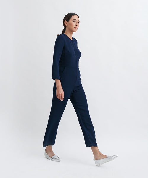 Evermore Jumpsuit - Founders & Followers - Rachel Comey - 4