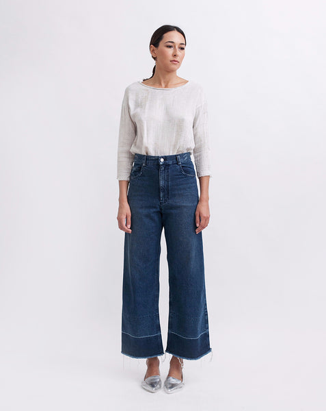 Legion Denim Pant - Founders & Followers - Rachel Comey - 1