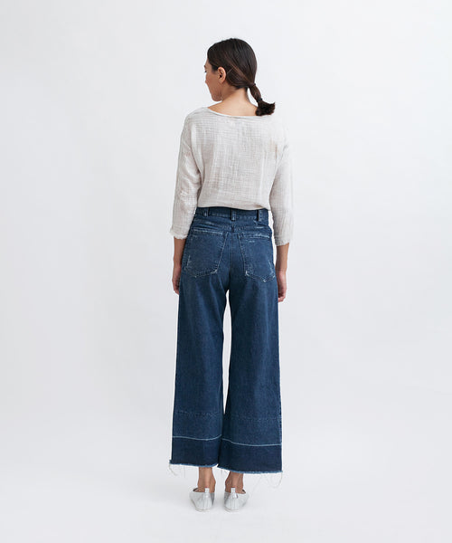 Legion Denim Pant - Founders & Followers - Rachel Comey - 3