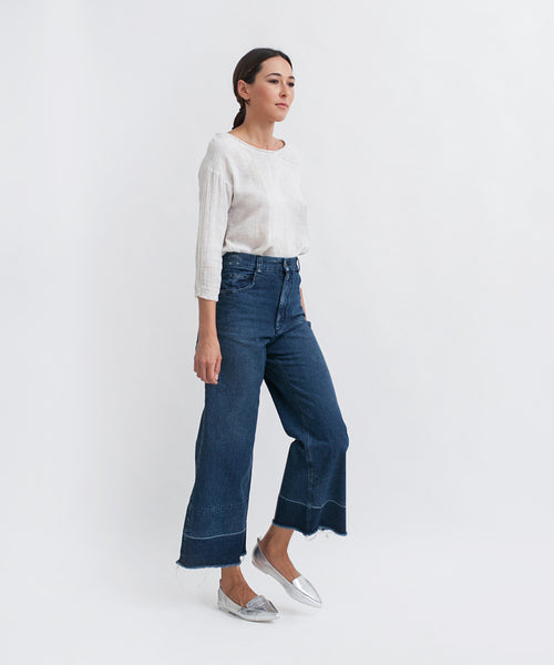 Legion Denim Pant - Founders & Followers - Rachel Comey - 4