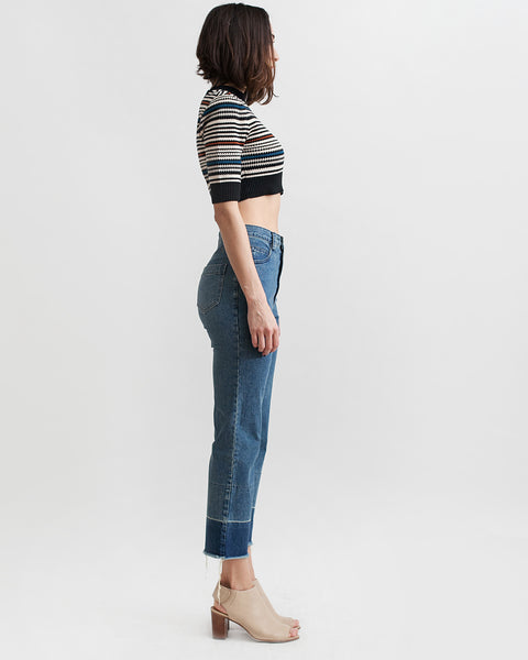 Slim Legion Denim Pant in indigo - Founders & Followers - Rachel Comey - 3