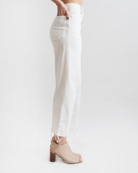 Legion Denim Pant in White - Founders & Followers - Rachel Comey - 2