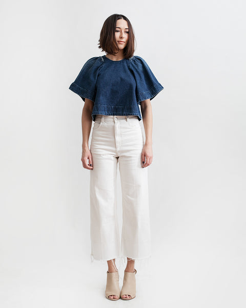 Cropped Ravine Top - Founders & Followers - Rachel Comey - 2