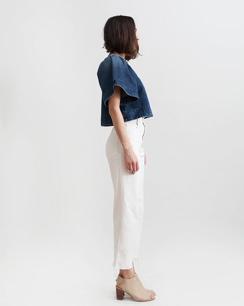 Cropped Ravine Top - Founders & Followers - Rachel Comey - 3