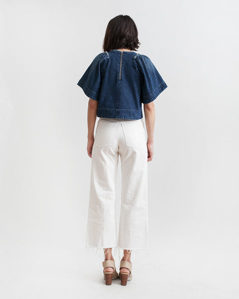 Cropped Ravine Top - Founders & Followers - Rachel Comey - 4