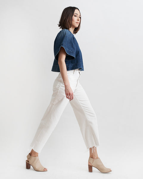 Cropped Ravine Top - Founders & Followers - Rachel Comey - 5