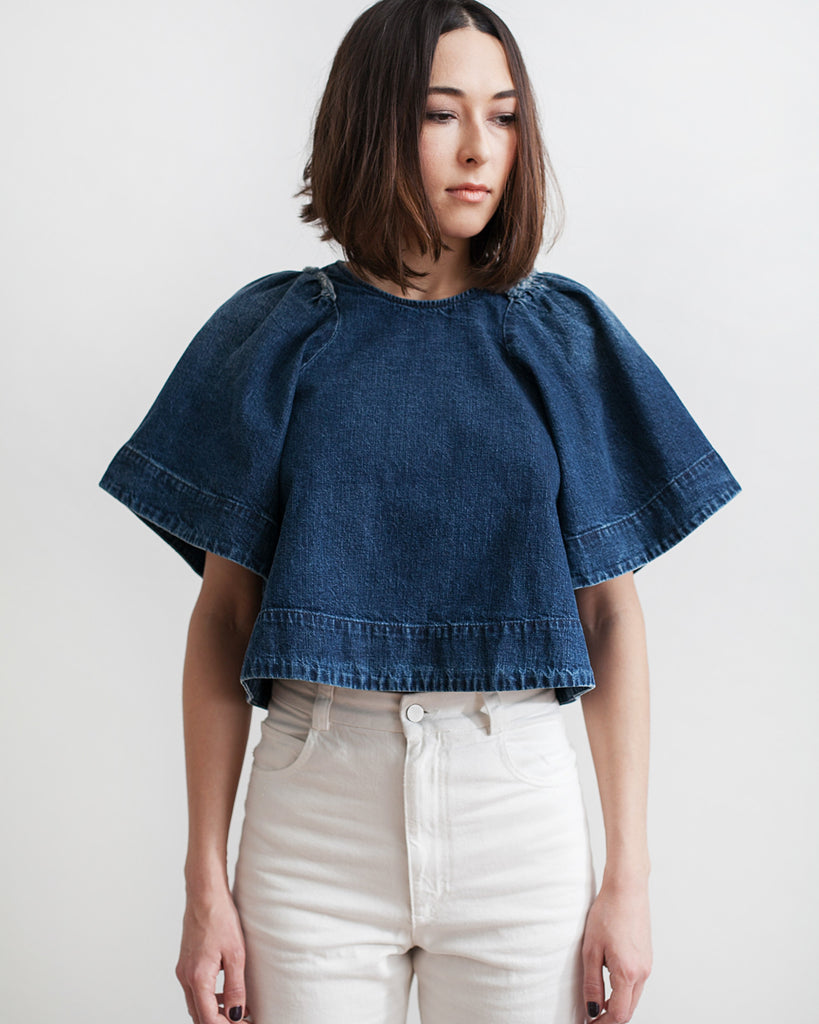 Cropped Ravine Top - Founders & Followers - Rachel Comey - 1