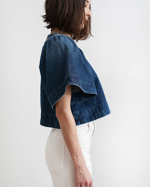 Cropped Ravine Top - Founders & Followers - Rachel Comey - 6