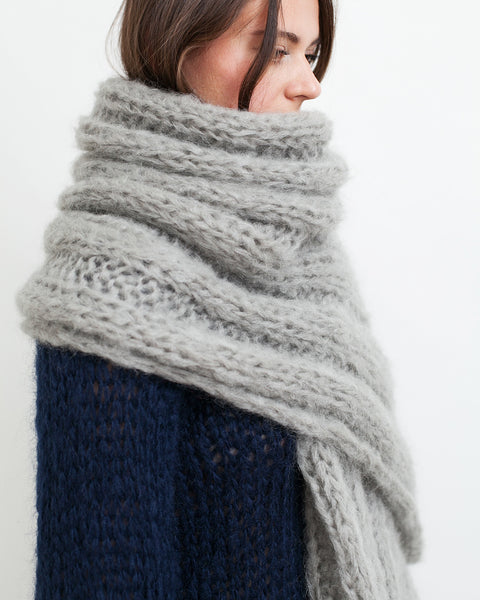Mohair Shawl - Founders & Followers - Maiami - 3