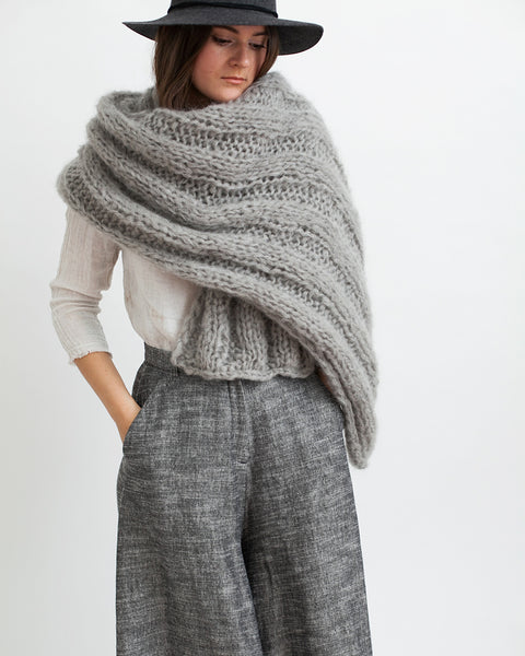 Mohair Shawl - Founders & Followers - Maiami - 6