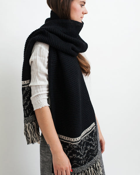 Khoton Scarf - Founders & Followers - Sessun - 4