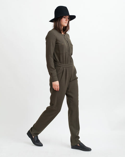 Leon Jumpsuit - Founders & Followers - Sessun - 4