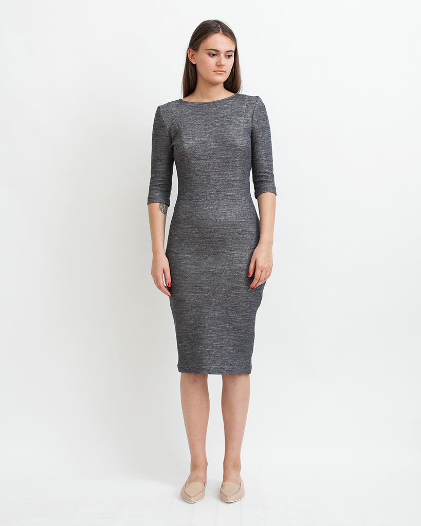 Julia Knit Dress - Founders & Followers - Sessun - 1