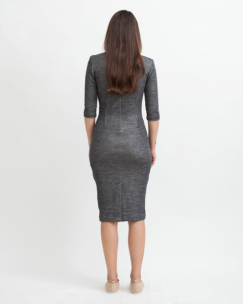 Julia Knit Dress - Founders & Followers - Sessun - 3