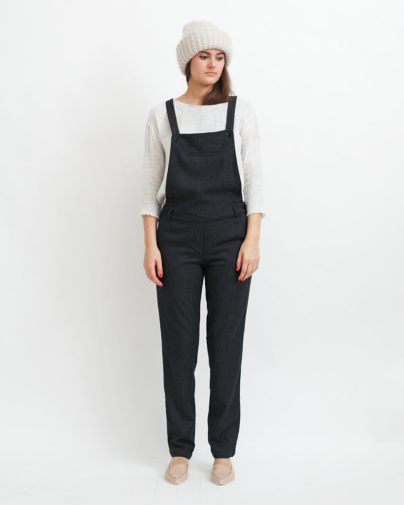 Amedeo Overalls in Black - Founders & Followers - Sessun - 1
